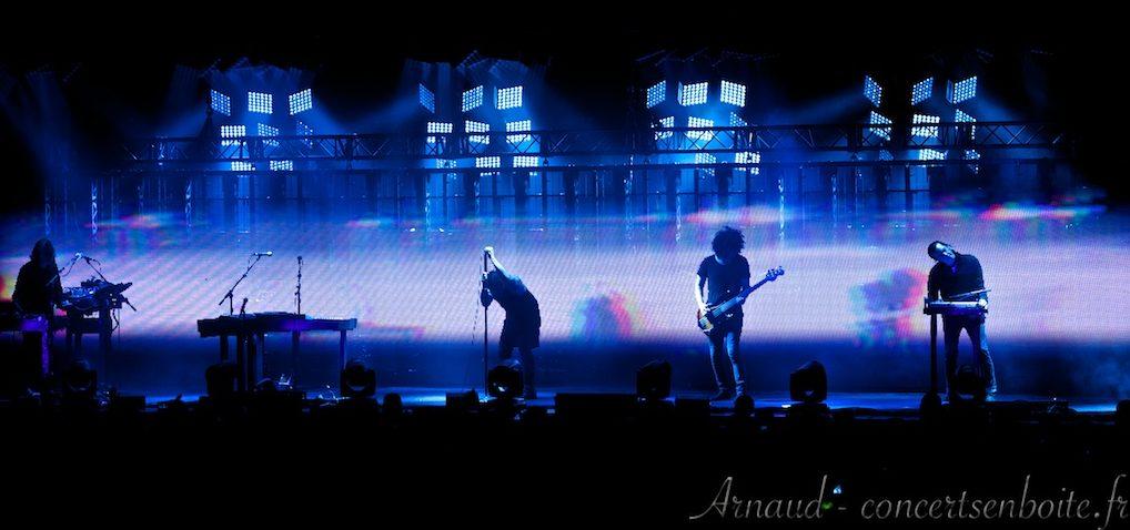 Photo Live du concert de NIN