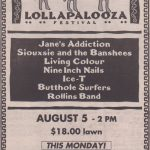 Cuyahoga Falls – August 05 1991