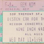 Boston – May 11 1994