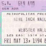 New York – May 13 1994