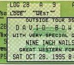 Inglewood – October 28 1995