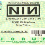 London – May 26 1994