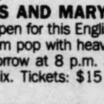 Phoenix – February 3 1990