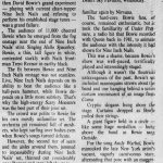 Phoenix – October 18 1995