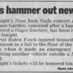 New York City – December 07 1994