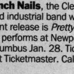 Columbus – January 28 1991