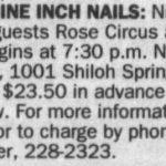 Dayton – November 15 1994