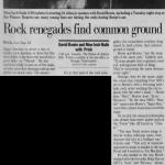 Detroit – October 03 1995