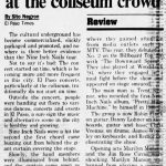 El Paso – October 26 1994