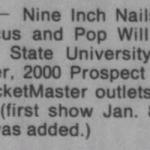 Cleveland – January 08 1995