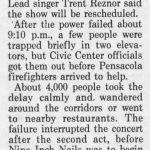 Pensacola – February 16 1995