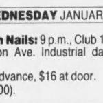 Saint Louis – January 2 1991