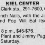 Saint Louis – February 14 1995