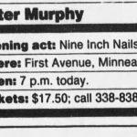 Minneapolis – April 06 1990