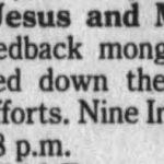 Tampa – February 15 1990