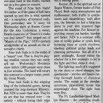 Boston – May 11 1994