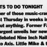 Boston – December 07 1989