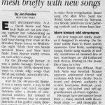 East Rutherford – September 27 1995