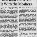 Los Angeles – March 09 1994