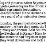 San Diego – May 26 1990