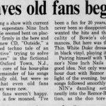 Camden – September 22 1995