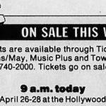 Los Angeles – April 28 1994