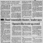 Springfield – September 16 1994