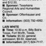 Dallas – February 11 1995
