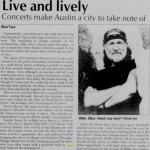 Austin – June 27 1990