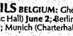 Munich – June 09 1994