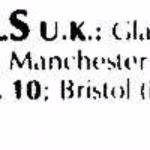 Birmingham – September 10 1991