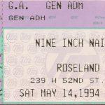 New York – May 14 1994