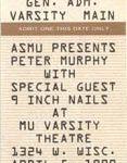 Milwaukee – April 05 1990