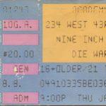 New York City – January 24 1991