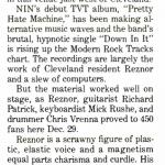 Cleveland – December 29 1989