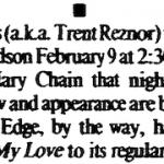 Dallas – February 09 1990