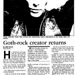 Cleveland – April 03 1990