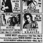 Cincinnati – April 02 1990