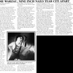 Boston – January 26 1991