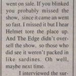 Orlando – November 12 1995