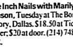 Dallas – May 03 1994