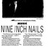 Dallas – October 29 1994