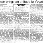 Las Vegas – February 04 1990