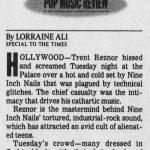 Los Angeles – April 26 1994