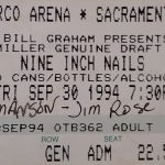 Sacramento – September 30 1994