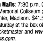Madison – October 13 2005