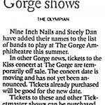 George – June 09 2000