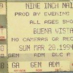 Tuscon – March 20 1994