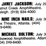 Atlanta – July 30 1994