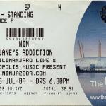 London – July 15 2009